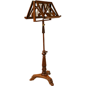 EMS King Albert Music Stand, Double