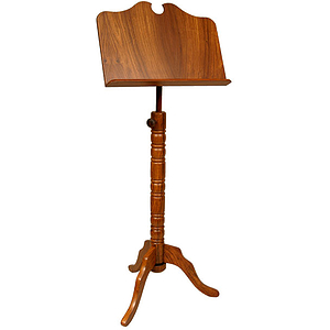 Music Stand, Boston, Single Tray