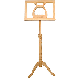 EMS Regency Music Stand, Sngl, Sycamore