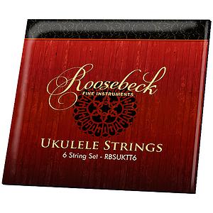 Roosebeck Tenor Uke6 Titanium String Set