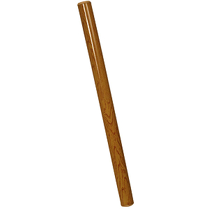 Rain Stick, PVC Wood Finish, 24""