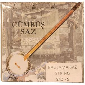 Baglama Saz String Set