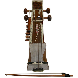 Sarangi, Miniature