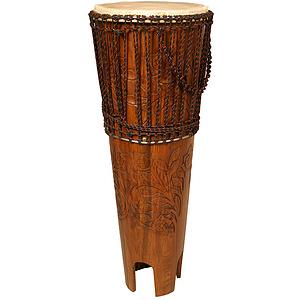 "Standing Drum, 14""x40"""