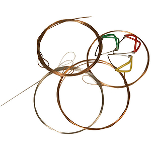 Sitar String Set, Pro, 5 Main, Natraj
