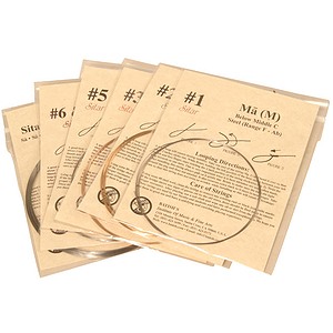Sitar String Set, Pro, Standard, Batish