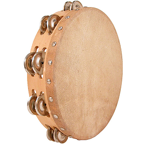 Tambourine, 10&quot; Featherweight