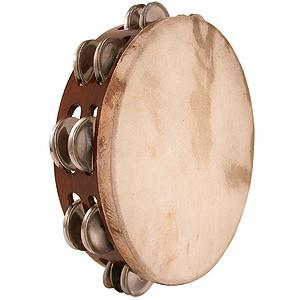"Tambourine, 10"" Rosewood"