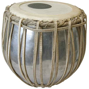 Tabla, Aluminum, Bayan Only