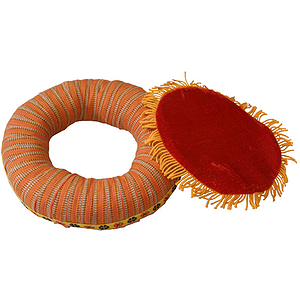 Tabla Cushion & Cover for Dayan, Deluxe