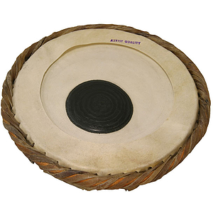 Tabla Head, Bayan, 8 1/2""