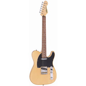 Vintage Guitars V2 Reissue Electric Guitar - Blonde