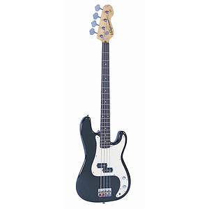 Vintage Guitars V4 Bass Guitar - Black