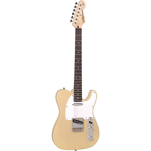 Vintage Guitars V62 Reissue Electric Guitar - Ash Blonde