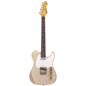 Vintage Guitars Icon V62 Electric Guitar - Ash Blonde