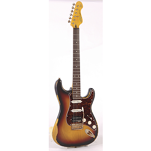 Vintage Guitars Icon V6 Electric Guitar - Sunburst