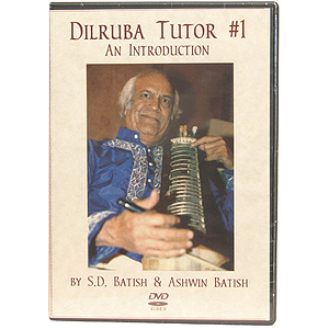 Introduction to Dilruba, DVD