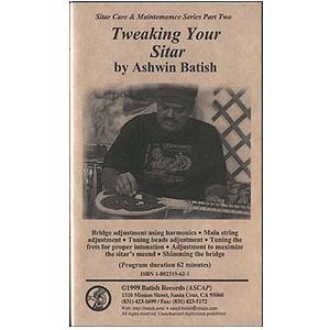 Tweaking Your Sitar, DVD