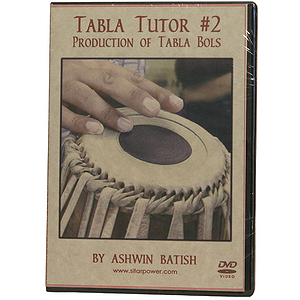 Production of Tabla Bols, DVD