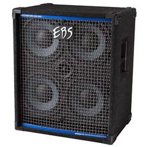 """EBS ProLine 410 1600-Watt 4 x 10"""" Bass Cabinet"""