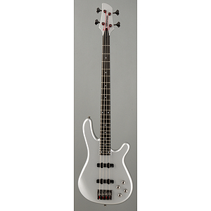 Fernandes Gravity 4 Deluxe 4-string Bass Guitar - Pewter