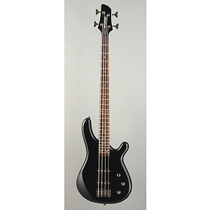 Fernandes Gravity 4 X 4-String Bass Guitar - Black
