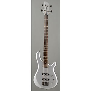 Fernandes Gravity 4 X 4-String Bass Guitar - Pewter