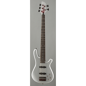 Fernandes Gravity 5 Deluxe 5-String Bass Guitar - Pewter