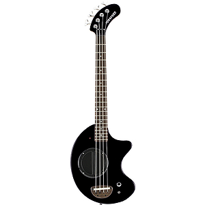 Fernandes Nomad Bass Guitar - Black