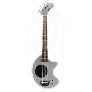 Fernandes Nomad Bass Travel Bass Guitar - Pewter