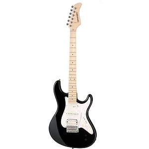 Fernandes Retrorocket Pro Electric Guitar - Black
