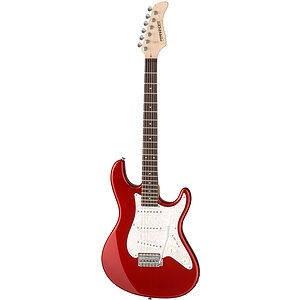 Fernandes Retrorocket X Electric Guitar - Candy Apple Red