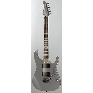 Fernandes Revolver X Electric Guitar - Dark Metallic Gray