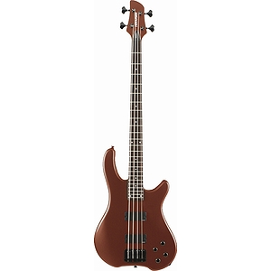 Fernandes Tremor 4 Deluxe 4-String Bass Guitar - Wine Red Satin
