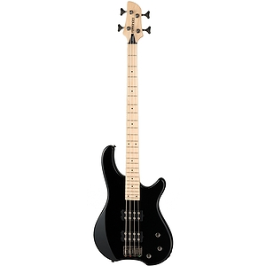 Fernandes Tremor 4 X 4-String Bass Guitar - Black