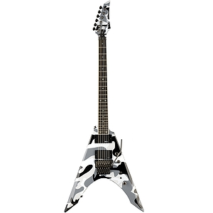 Fernandes Vortex Elite Electric Guitar - Urban Camouflage