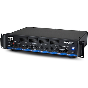 EBS HD360 High Definition Bass Amplifier Head