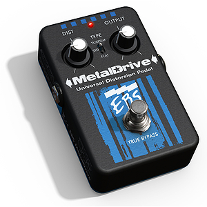 EBS MetalDrive Distorsion Pedal
