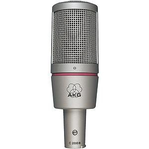 AKG C2000 B Condenser Microphone