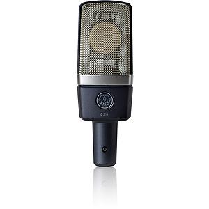 AKG C 214 Stage/Studio Condenser Microphone
