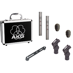 AKG C 451 B/ST Small-Diaphragm Condenser Microphone - Stereo Pair