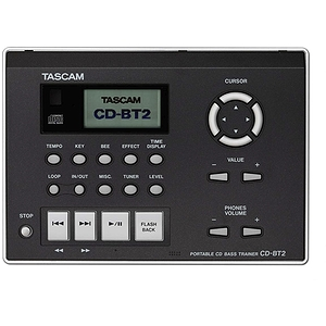 Tascam CD-BT2 Portable Bass Trainer