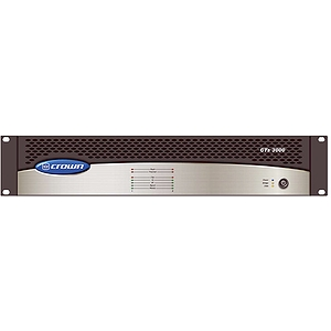 Crown CTs 3000 2-Channel Power Amplifier