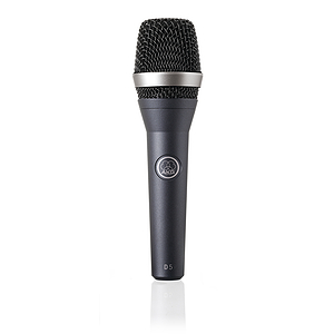 AKG D 5 S Live Vocal Dynamic Microphone with On/Off Switch