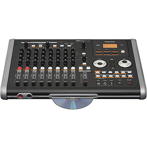 Tascam DP-02 Digital 8-track Hard Disk Recorder w/CD Burner
