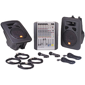 JBL EON E-System 10 Complete Portable Sound Reinforcement/PA System