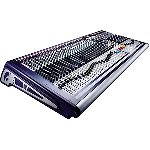 Soundcraft GB4 Series 40-Channel Live Production Console