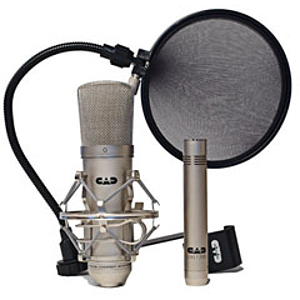 CAD GXL2200SP Cardioid Condenser Microphone Studio Pack