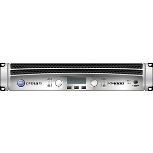 Crown I-T4000 Power Amplifier