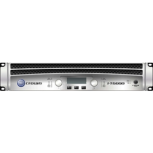 Crown I-T6000 Power Amplifier